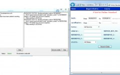 โปรแกรม .net ระบบอ่านข้อมูลหน้าเว็บ และส่ง sms email อัตโนมัติ